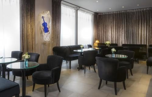 Gardette Park Hotel - Завтрак