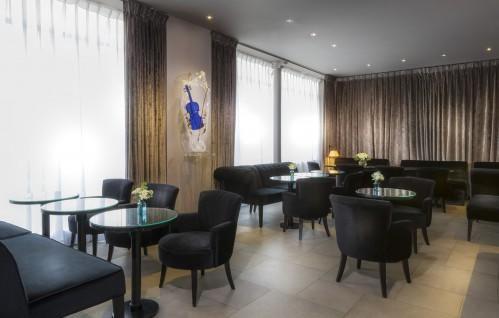 Gardette Park Hotel - Frokost