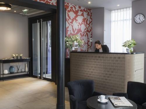 Gardette Park Hotel - прием