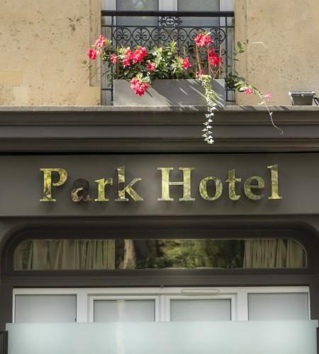 Gardette Park Hotel - Extérieur