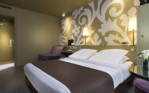 Gardette Park Hotel - Chambre