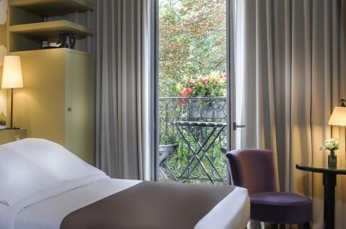 Gardette Park Hotel - Quarto
