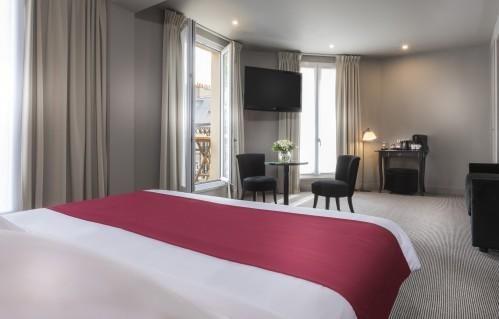 Gardette Park Hotel - ルーム