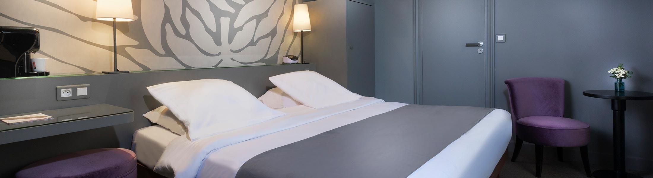 Gardette Park Hotel - Habitación