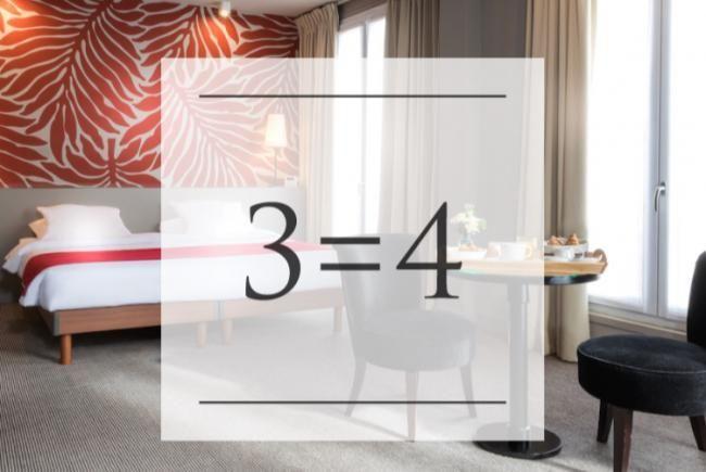Gardette Park Hotel - Комната