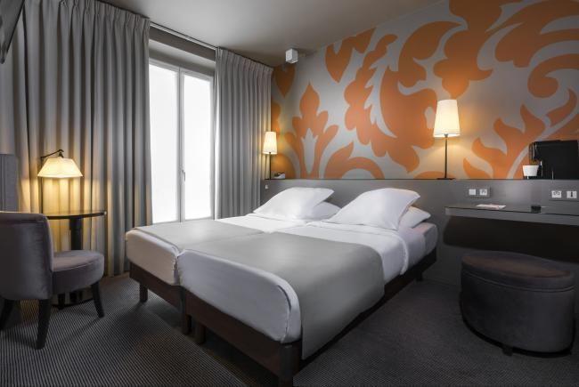 Gardette Park Hotel - Zimmer