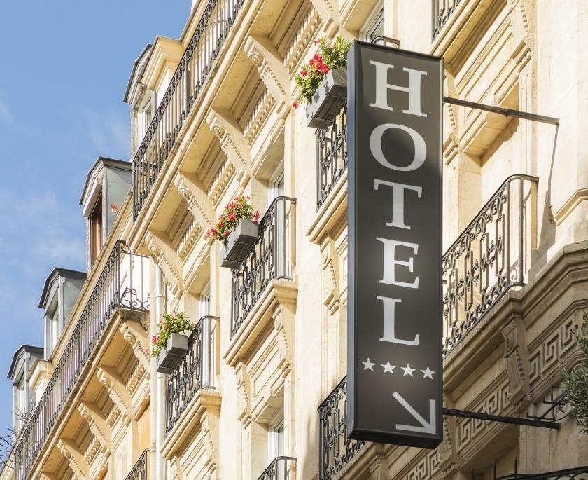 Gardette Park Hotel - Exteriör