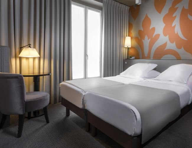 Gardette Park Hotel - Dobbeltværelse