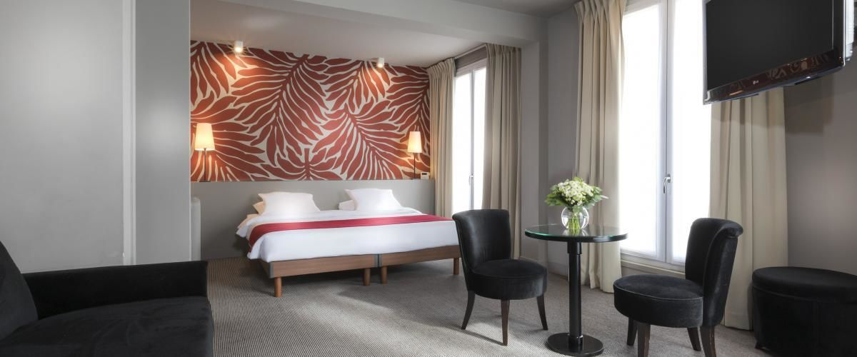 Gardette Park Hotel - свита