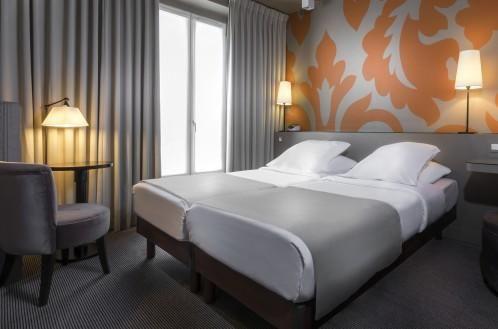 Gardette Park Hotel - Twin Room