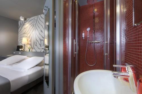 Gardette Park Hotel - Chambre double