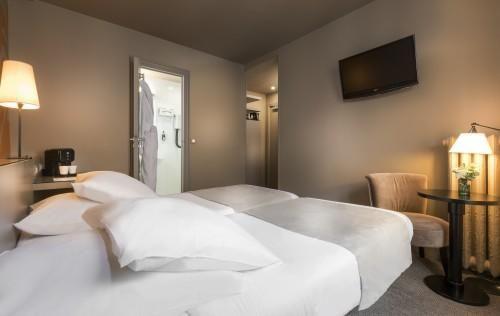 Gardette Park Hotel - Dubbelrum