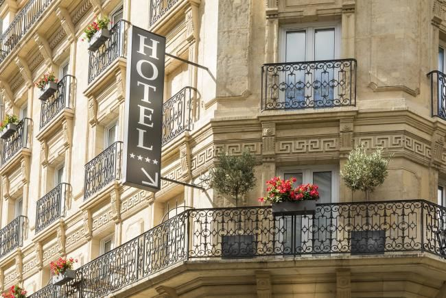 Gardette Park Hotel - Ytre
