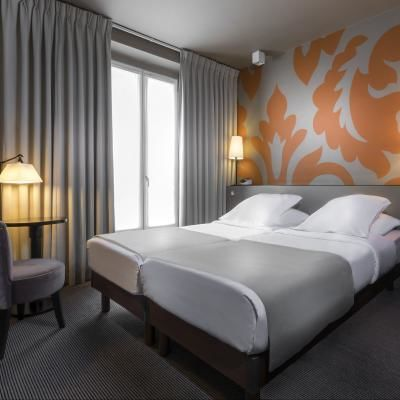 Gardette Park Hotel - Room
