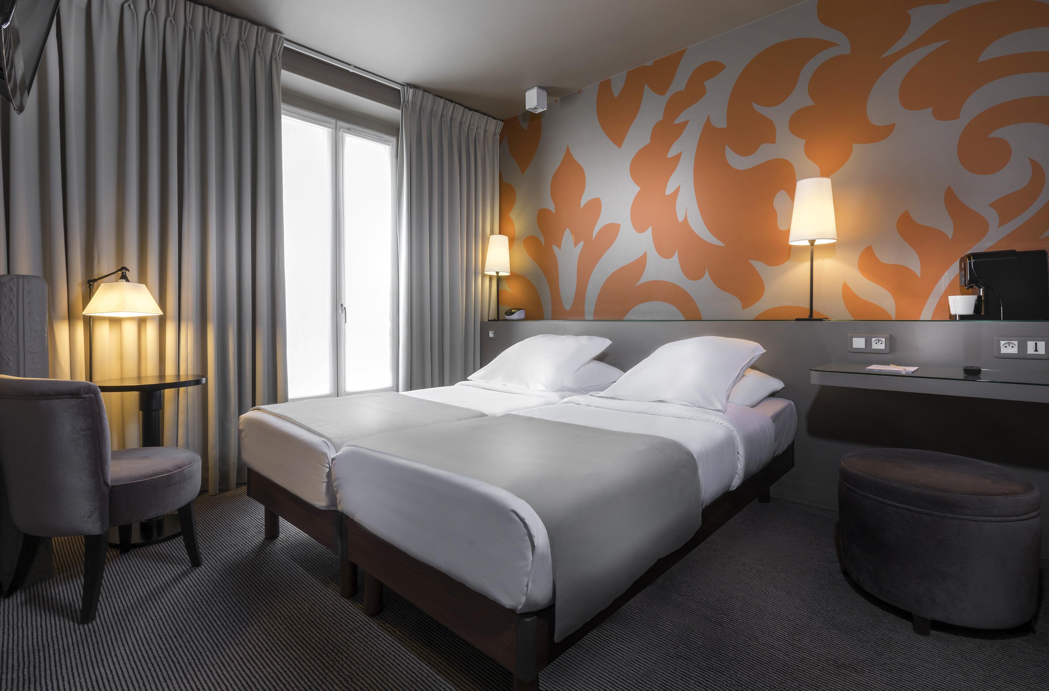 Gardette Park Hotel   Twin Room